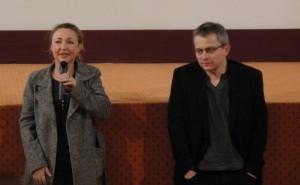 Catherine Frot et José Alcala
