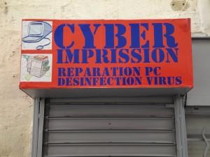 Cyber Imprission ?!?