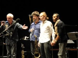 RAISE FOUR - Un Hommage à Thelonious Monk - Montpellier -