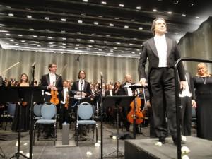 Requiem de Verdi dirigé par Riccardo Muti : Le salut
