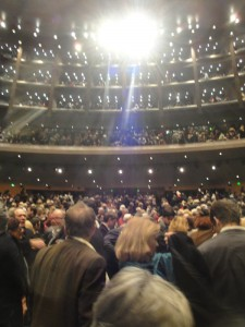 Requiem de Verdi dirigé par Riccardo Muti : Salle comble et Standing ovation