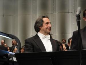 Requiem de Verdi dirigé par Riccardo Muti : Le Maître