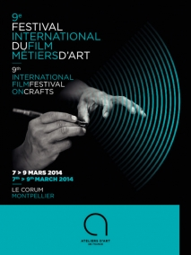 Festival international du film métiers d art FIFMA 2014