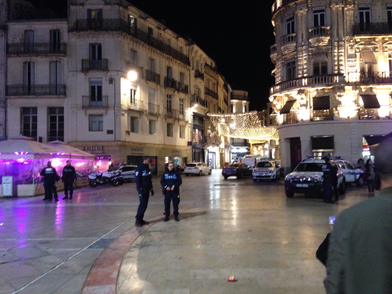 Rue de la Loge à Montpellier