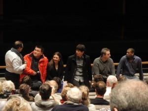 Turandot à Montpellier : Rencontre avec les artistes.