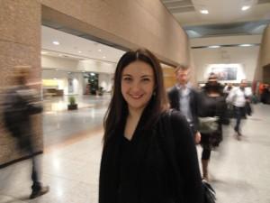 Turandot à Montpellier : Mariangela Sicilia