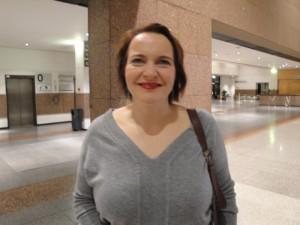 Turandot à Montpellier : Katrin Kapplusch