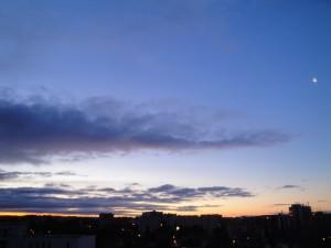 Avant le soleil - Une belle journée s'annonce