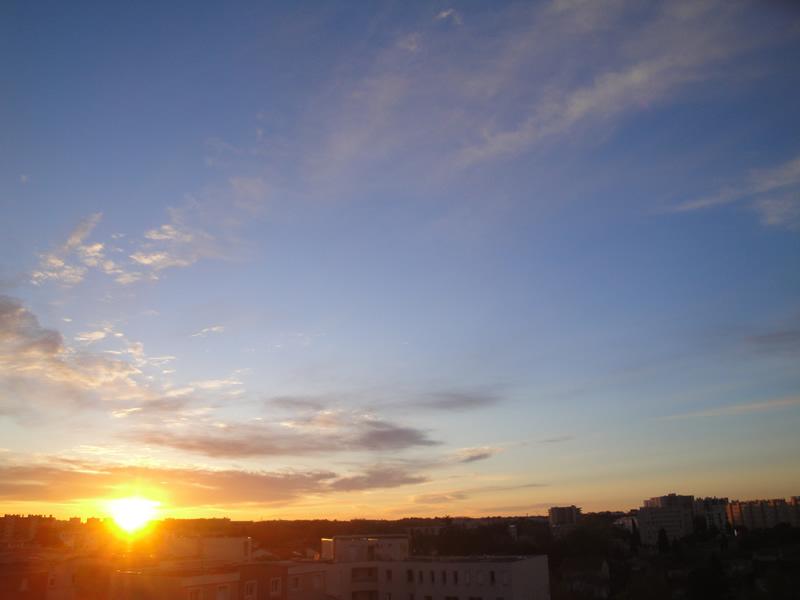Montpellier nicolas courtois part 3 - Coucher du soleil montpellier ...