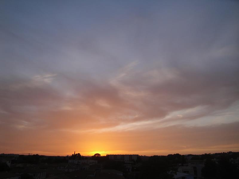 Soleil nicolas courtois - Coucher du soleil montpellier ...