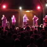 Bauchklang en concert à Montpellier