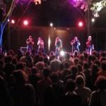 Bauchklang en concert à Montpellier pour la fête de la musique