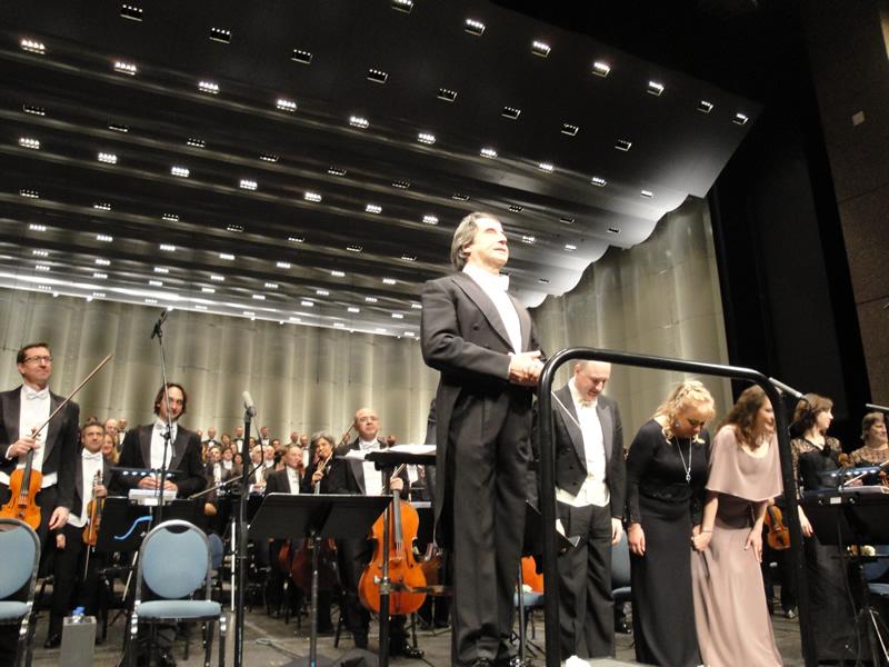 Requiem de Verdi dirigé par Riccardo Muti