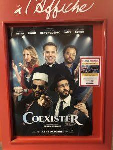 Avant première du film Coexister à Montpellier